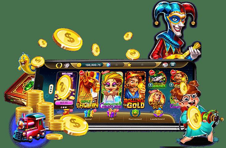 สล็อตออนไลน์และเกมให้เลือกเยอะจากผู้ให้บริการซอฟต์แวร์คอมพิวเตอร์ที่ยอดเยี่ยม